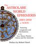 Astrolabe World Ephemeris