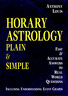 Horary Astrology Plain